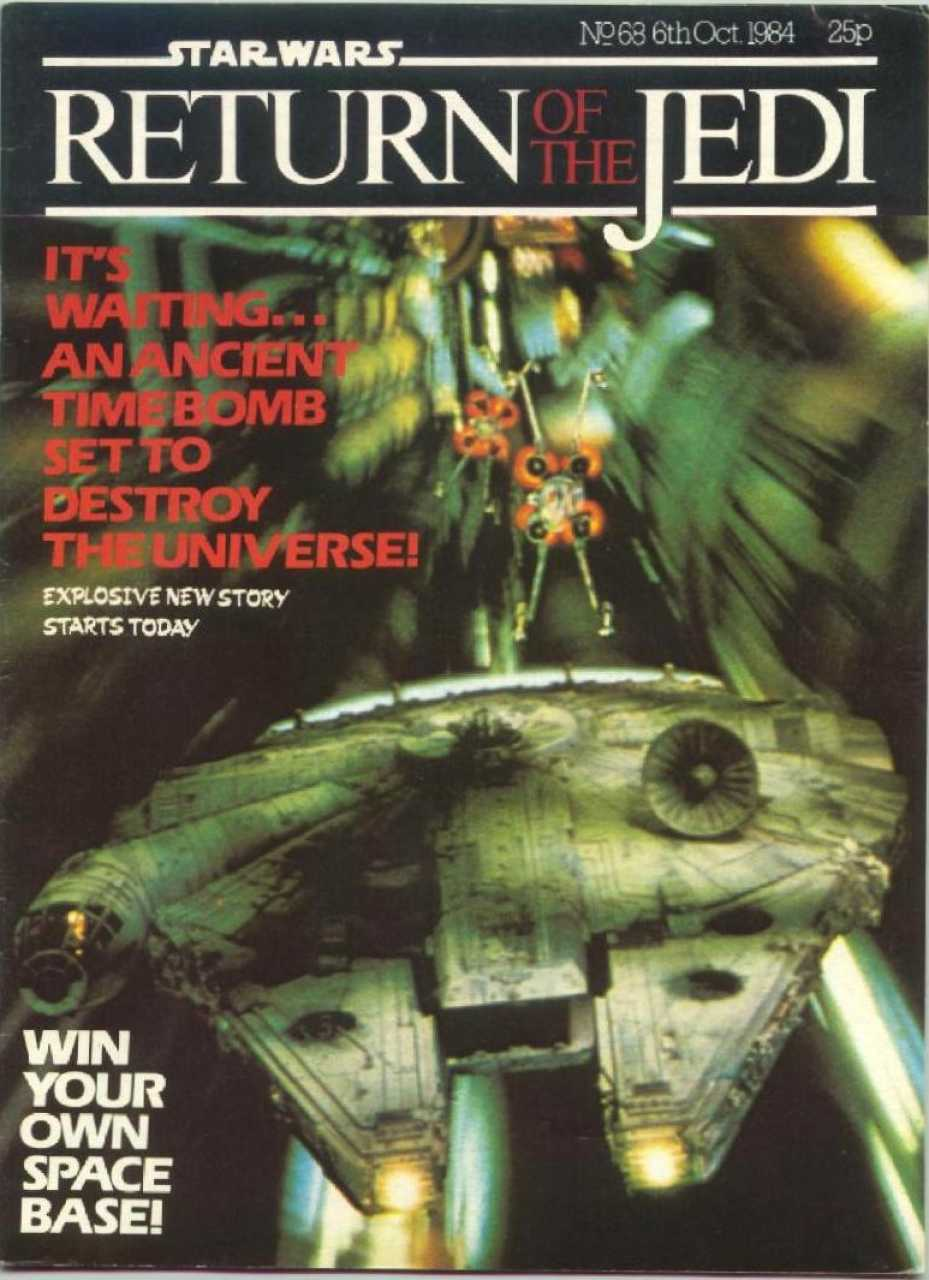 Return of the Jedi Weekly 68