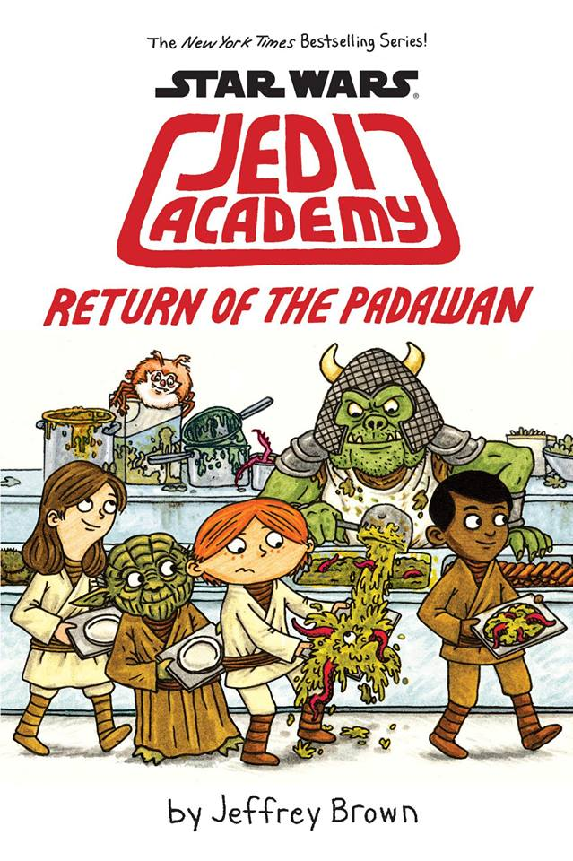 Star Wars Jedi Academy: Return of the Padawan (paperback)