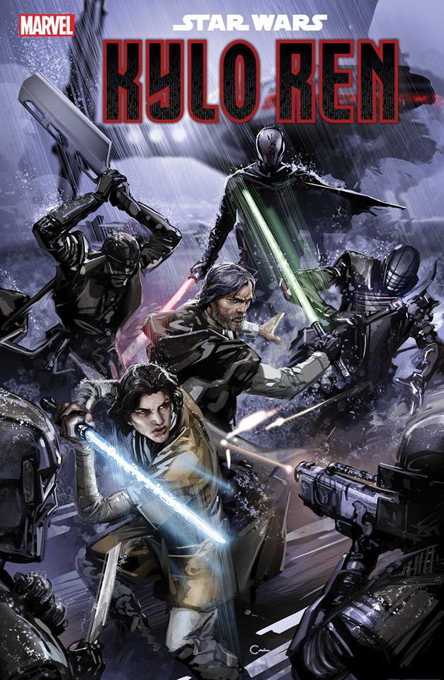 Star Wars: The Rise of Kylo Ren 2 - First Printing