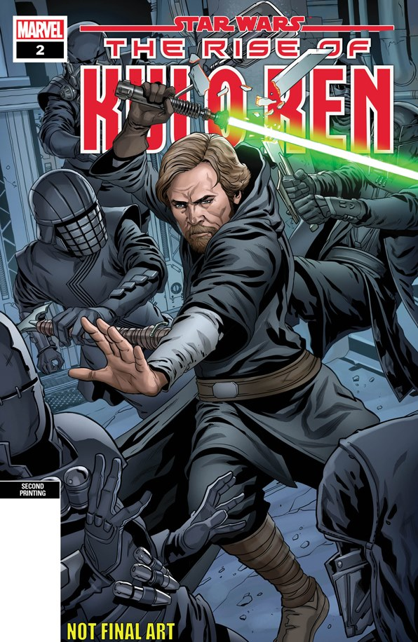 Star Wars: The Rise of Kylo Ren 2 - Second Printing