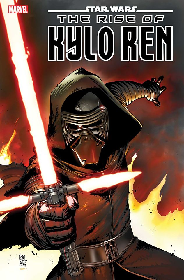 Star Wars: The Rise of Kylo Ren 4 - Camuncoli Variant
