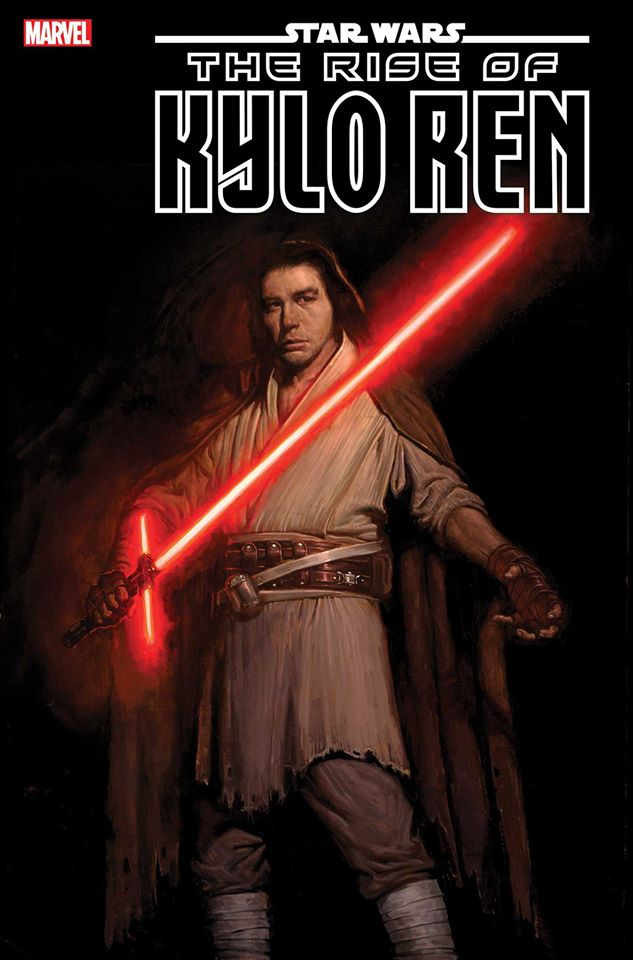 Star Wars: The Rise of Kylo Ren 4 - First Printing