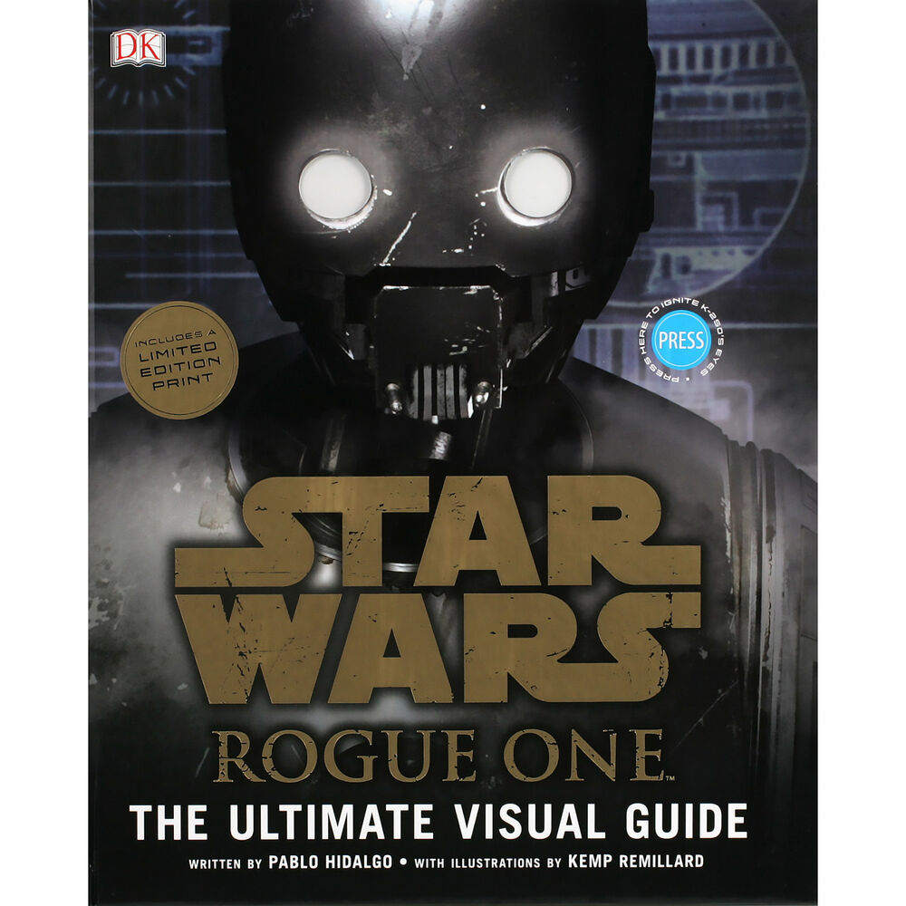 Star Wars Rogue One - The Ultimate Visual Guide (Costco Deluxe Edition)