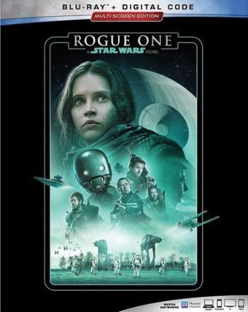 Rogue One: A Star Wars Story (2019 Blu Ray)