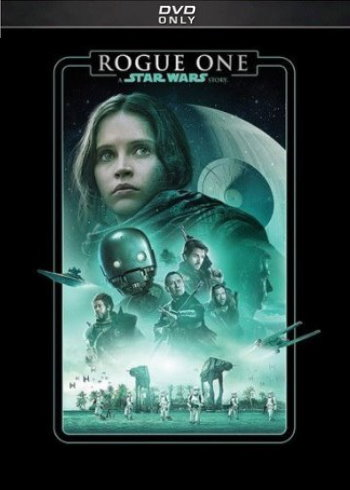 Rogue One: A Star Wars Story (2019 DVD)