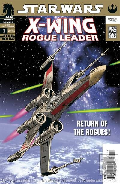 Star Wars: X-Wing Rogue Leader