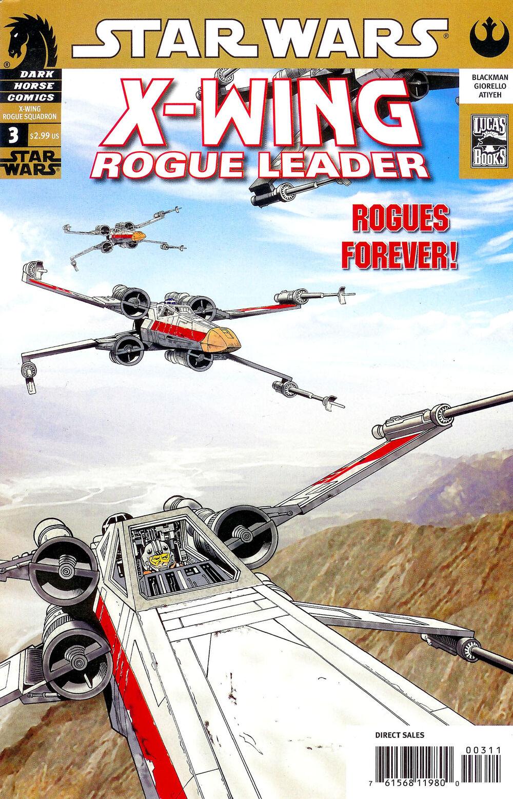 Star Wars X-Wing Rogue Leader 3
