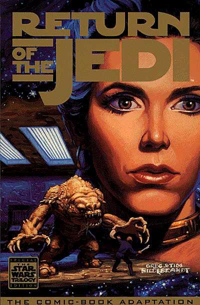Star Wars: Return of the Jedi (Dark Horse Special Edition Release)
