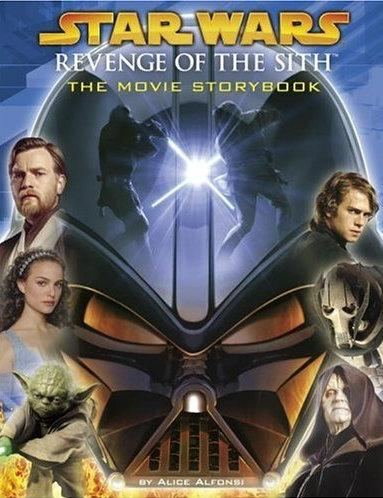 Star Wars Episode III: Revenge of the Sith Movie Storybook