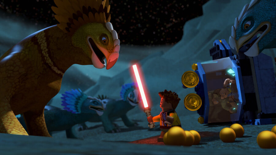 Lego Star Wars The Freemaker Adventures: The Test