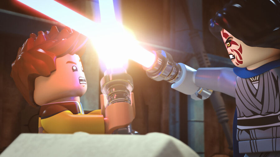 Lego Star Wars The Freemaker Adventures: Duel of Destiny