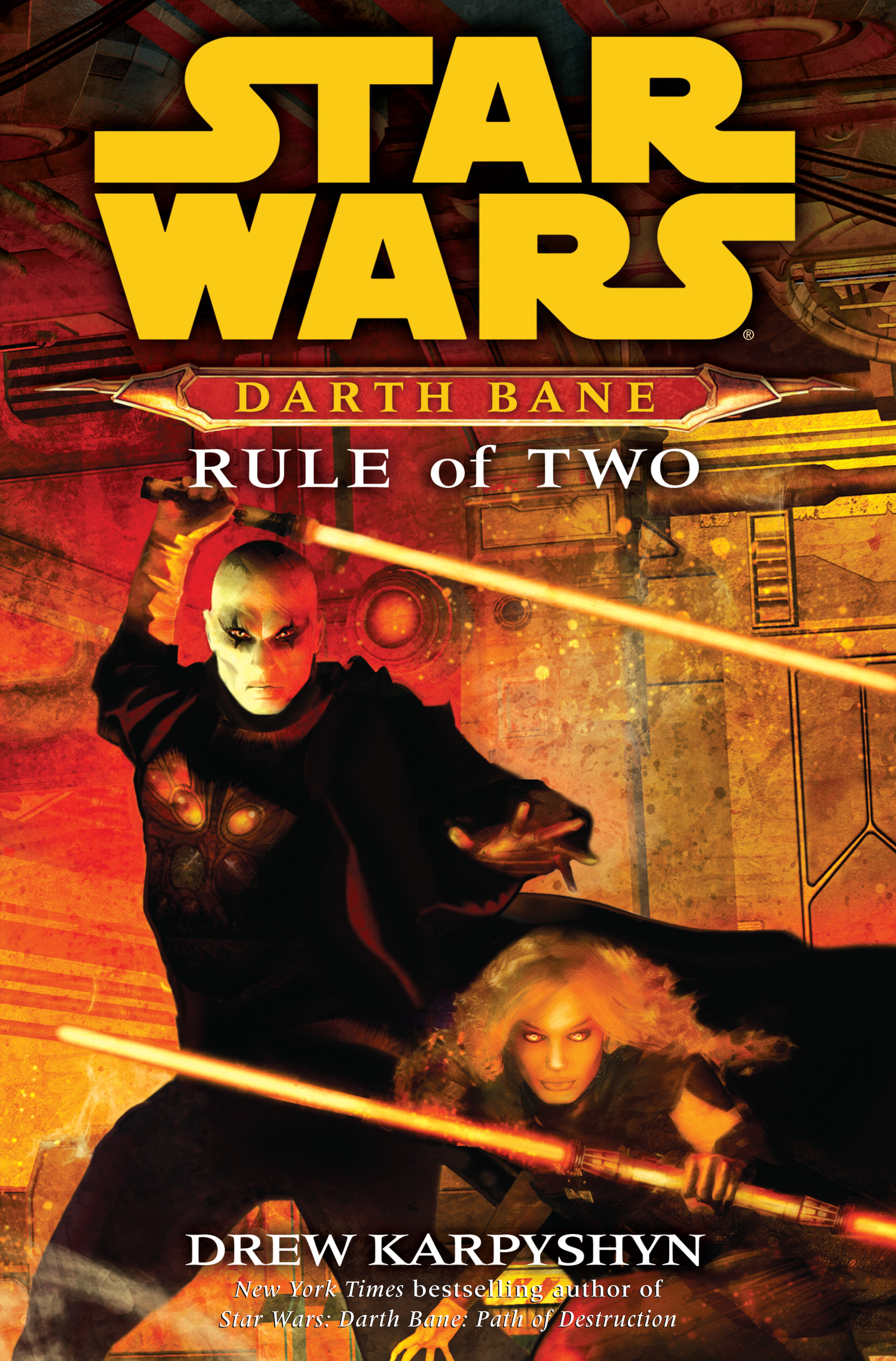 Star Wars Darth Bane: Rule of Two