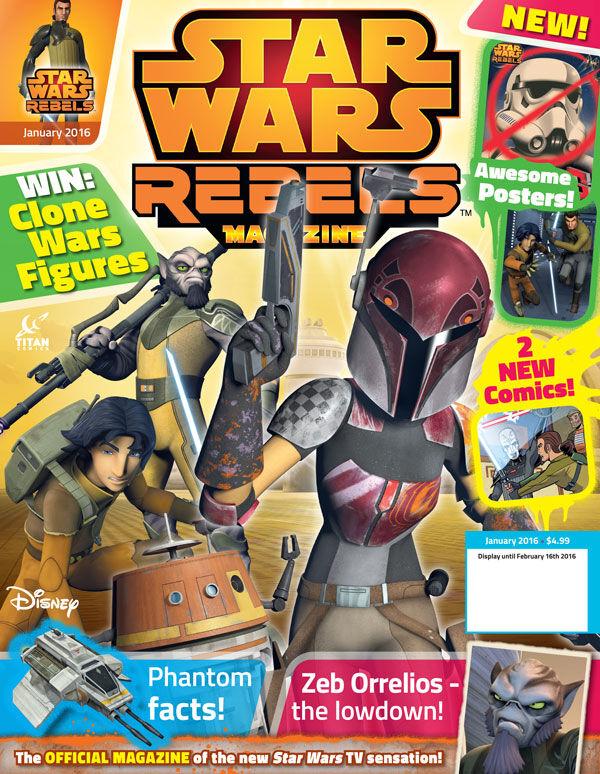 Star Wars Rebels Magazine 2 (US)