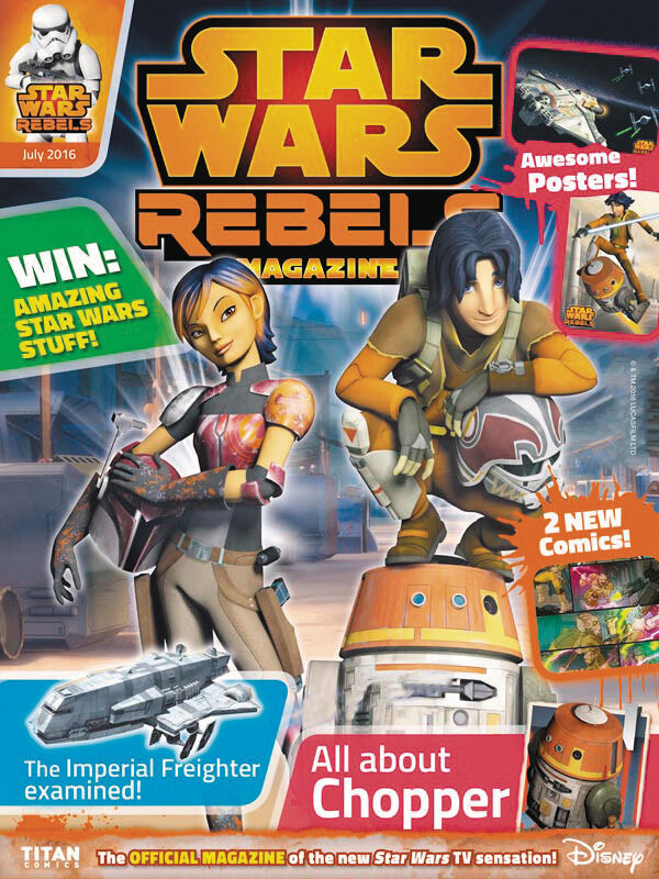 Star Wars Rebels Magazine 5 (US)