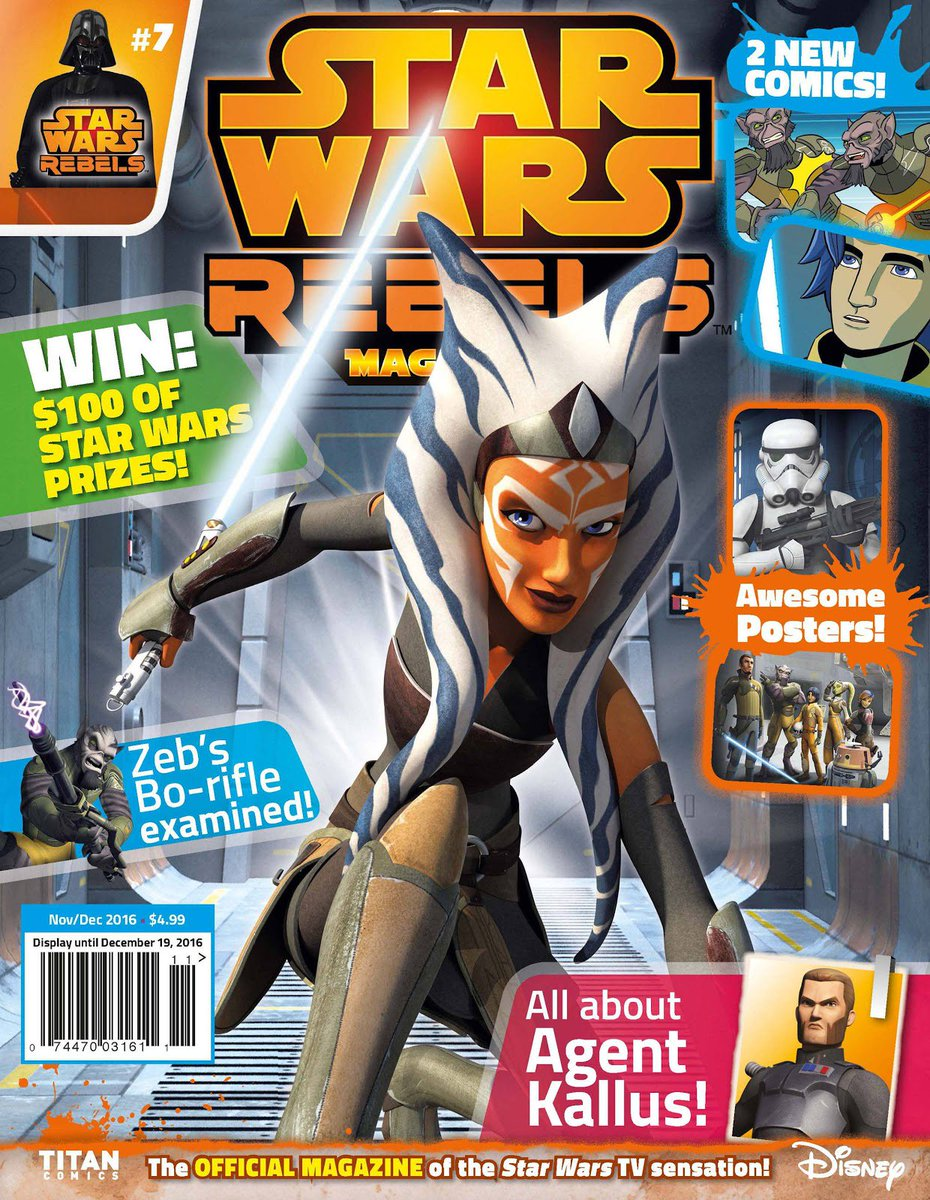 Star Wars Rebels Magazine 7 (US)