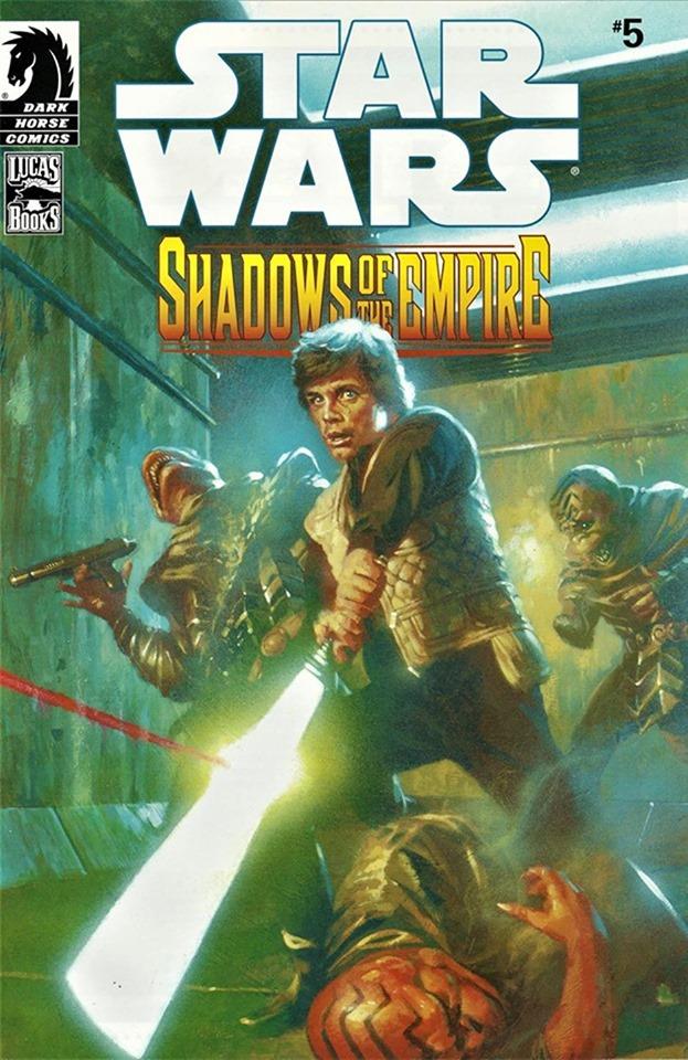 Star Wars Shadows of the Empire 5 (Hasbro)
