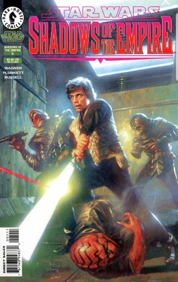 Star Wars Shadows of the Empire 5