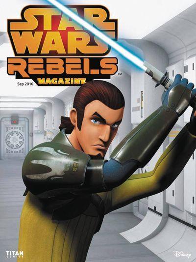 Star Wars Rebels Magazine 6 (Previews Edition)