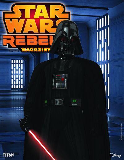Star Wars Rebels Magazine 7 (US) - Previews Edition