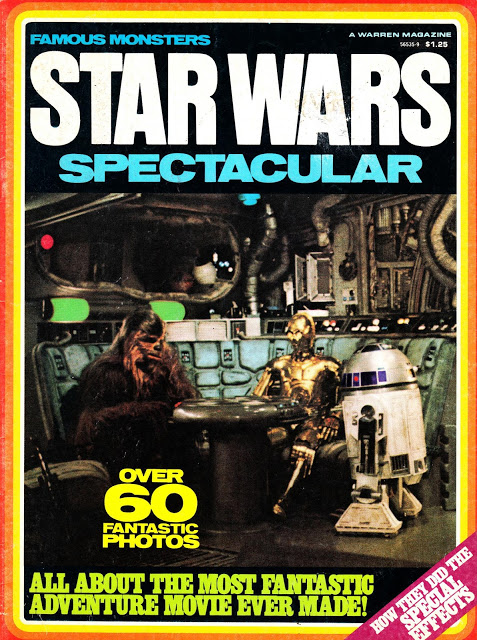 Famous Monsters Star Wars Spectacular
