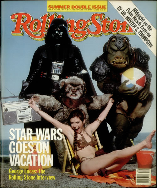 Rolling Stone Issue 400/401