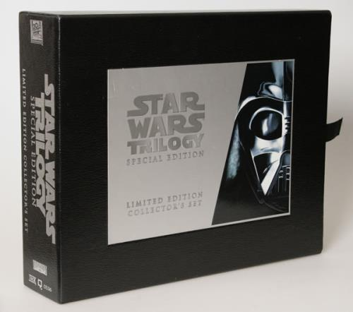 Star Wars Trilogy (Special Edition Wide Screen Collector's Edition VHS)