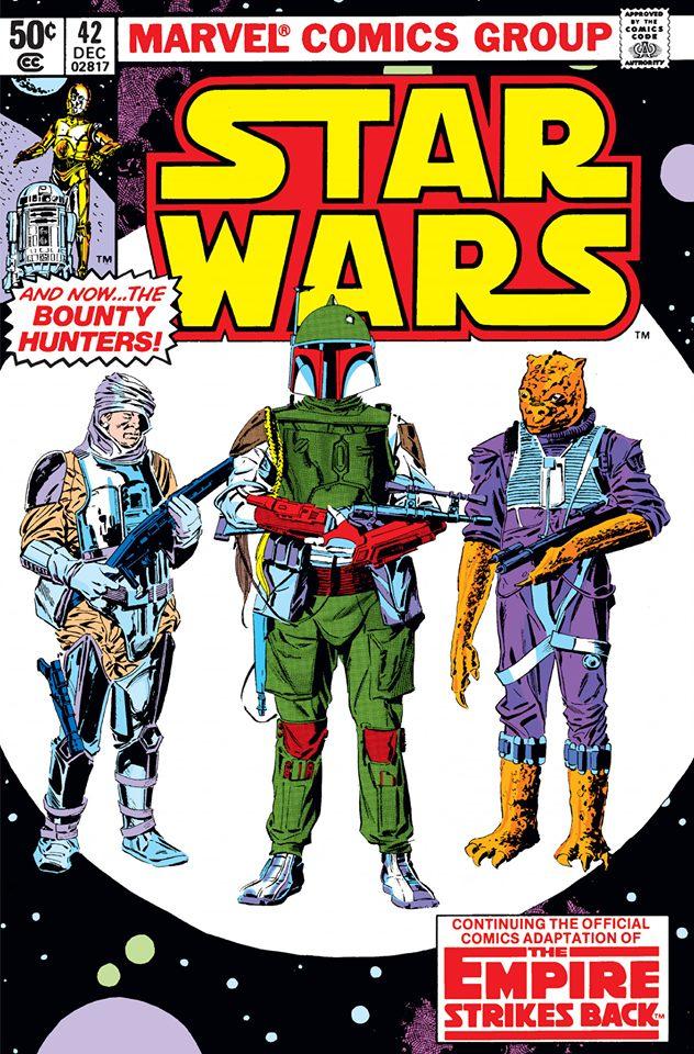 Star Wars: The Empire Strikes Back (Marvel 1977)