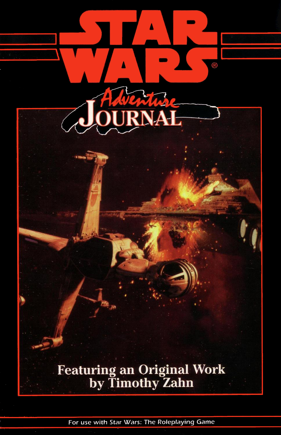 Star Wars Adventure Journal: Volume 1