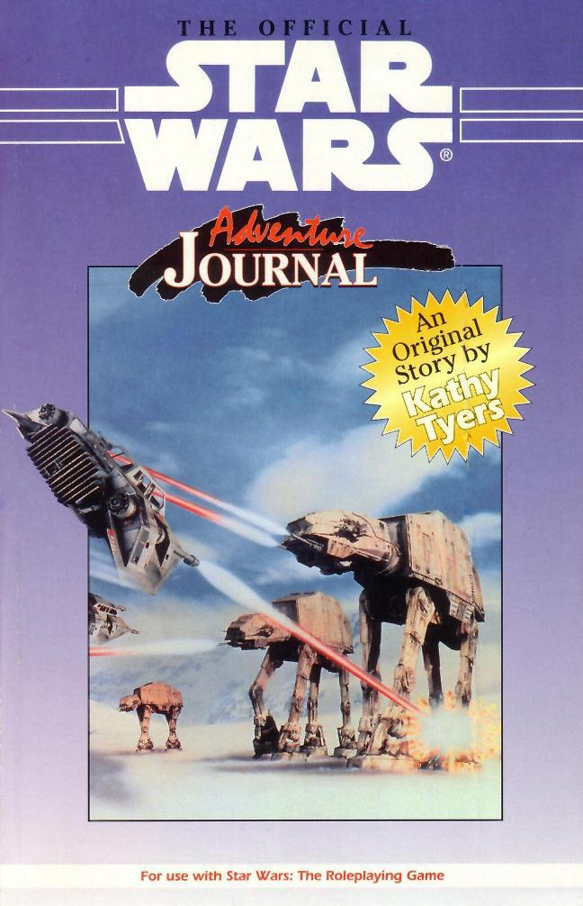 Star Wars Adventure Journal: Volume 10