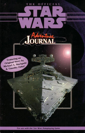 Star Wars Adventure Journal: Volume 13