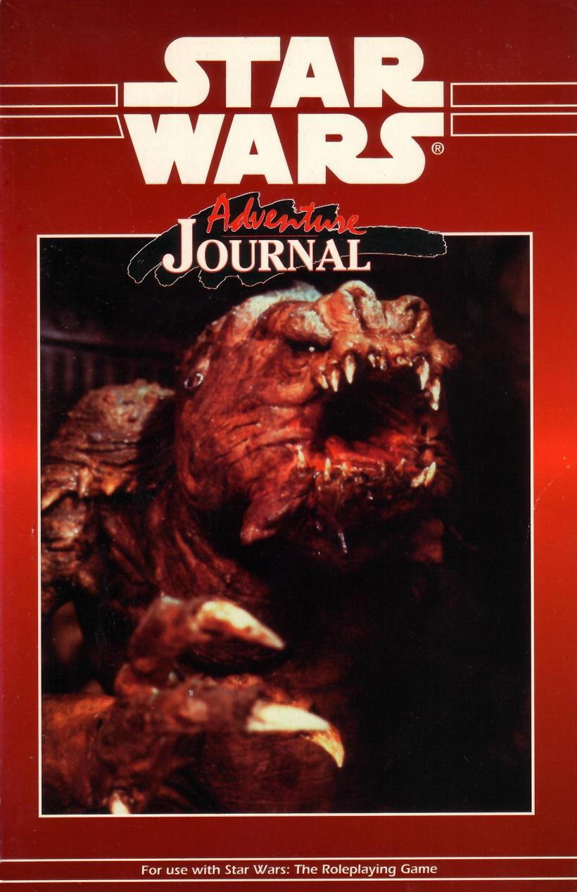 Star Wars Adventure Journal: Volume 2