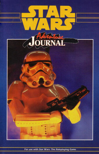 Star Wars Adventure Journal: Volume 3