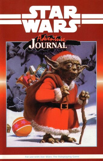 Star Wars Adventure Journal: Volume 8