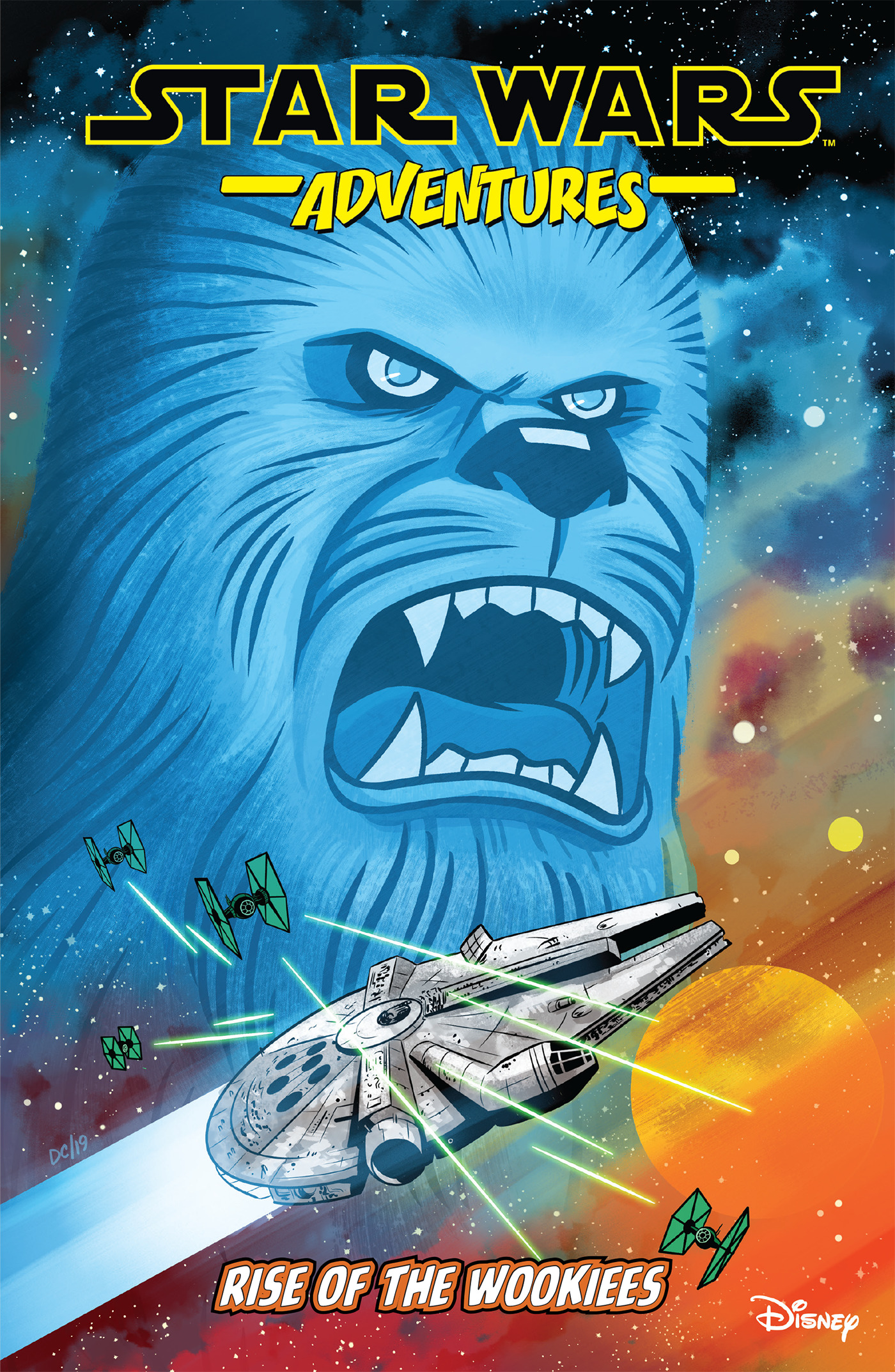 Star Wars Adventures Volume 11: Rise of the Wookiees