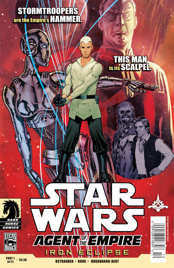 Star Wars Agent of the Empire: Iron Eclipse