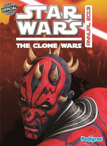 Star Wars The Clone Wars Annual 2013