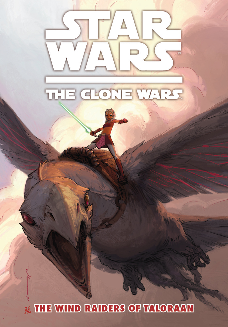 Star Wars The Clone Wars: The Windriders of Taloraan