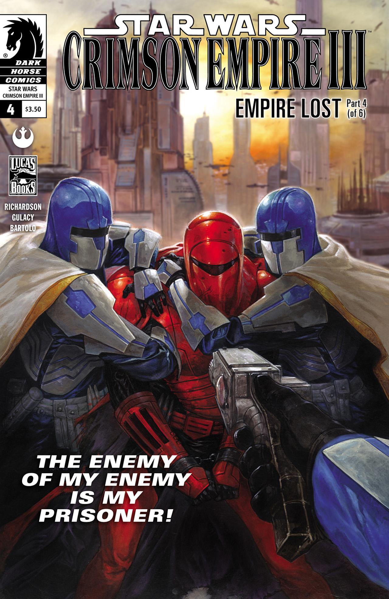 Star Wars Crimson Empire III: Empire Lost 4