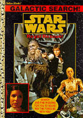 Star Wars: Galactic Search - Royal Rescue