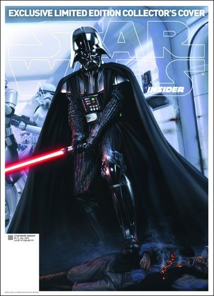 Star Wars Insider 113 - Collectible Cover