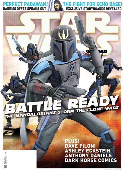 Star Wars Insider 115