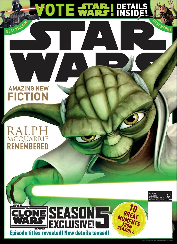 Star Wars Insider 134
