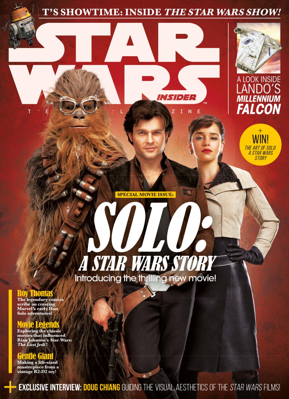 Star Wars Insider 181