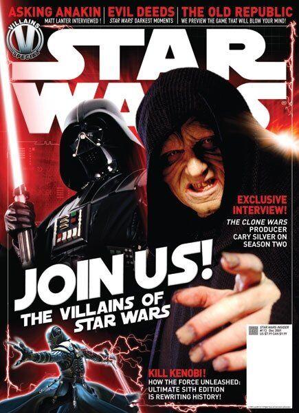 Star Wars Insider 113