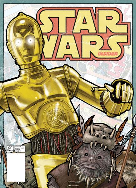Star Wars Insider 127 - Subscriber Edition