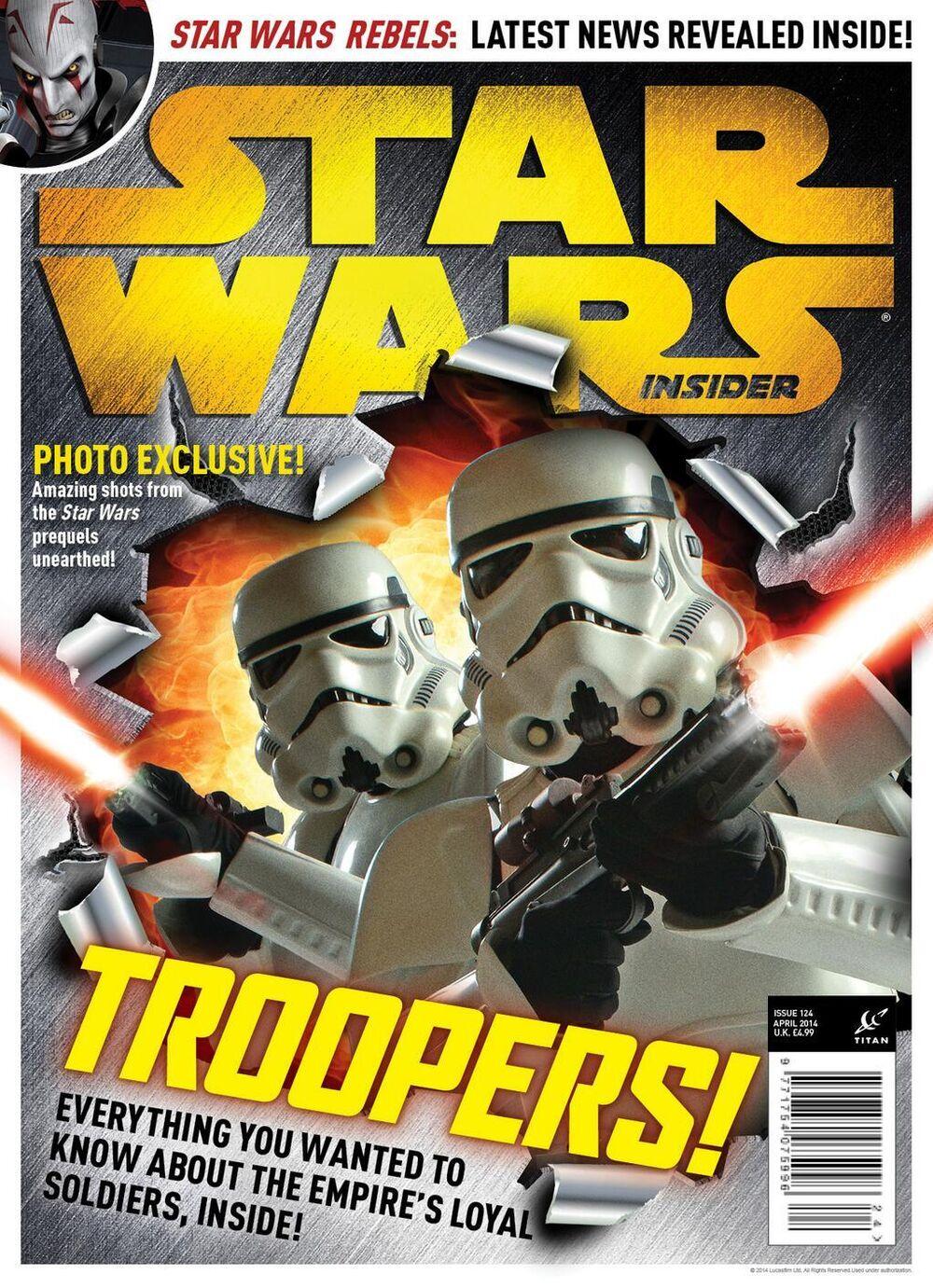 Star Wars Insider 148