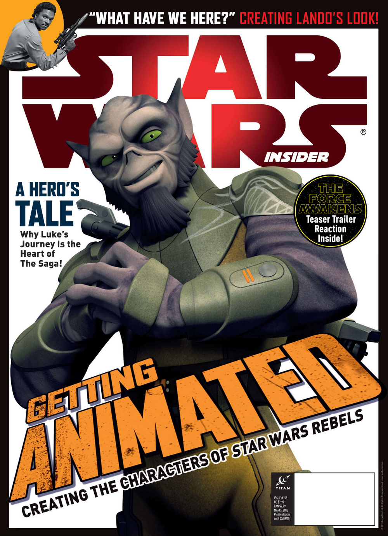Star Wars Insider 155