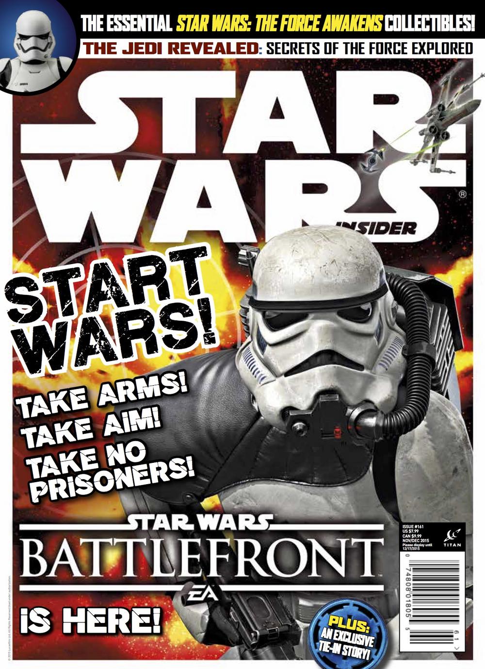 Star Wars Insider 161
