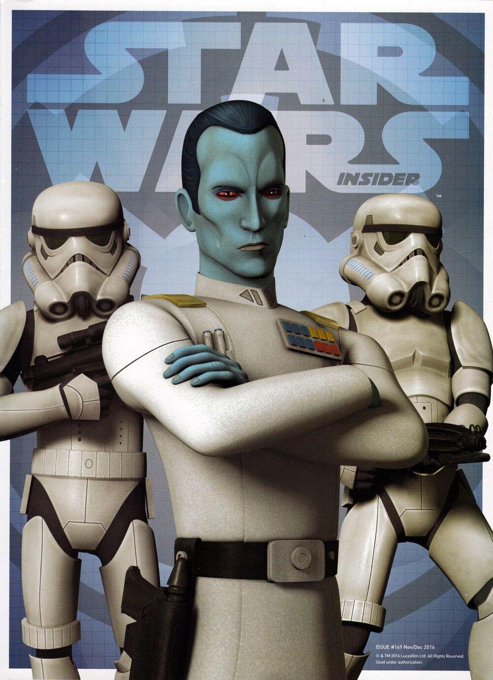 Star Wars Insider 169 Subscriber Edition