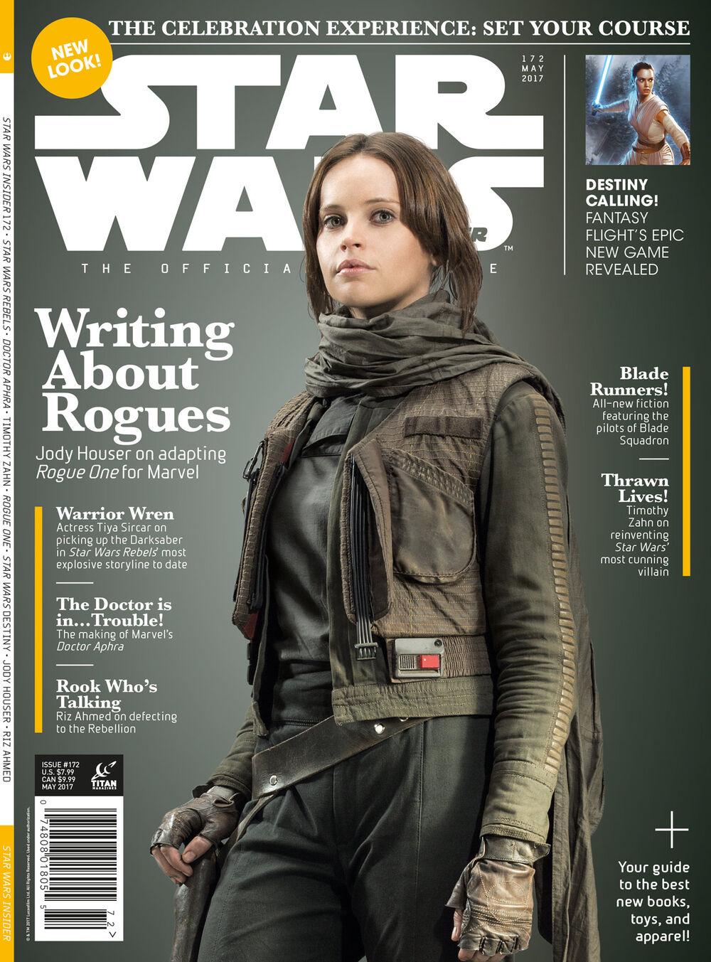 Star Wars Insider 172